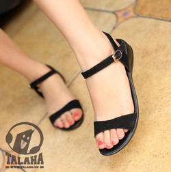 Ảnh số 17: Giày sandal đơn giản S005 - Giá: 270.000