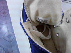 Ảnh số 71: Giày converse VNXK - Giá: 390.000