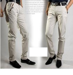 Ảnh số 1: quần kaki nam ống côn hàn quốc - Giá: 170.000