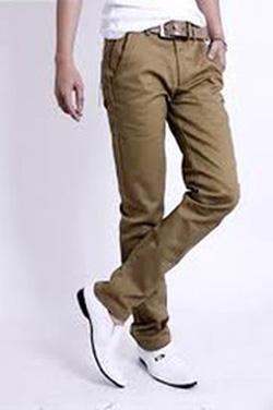 Ảnh số 9: quần kaki nam ống côn hàn quốc - Giá: 170.000