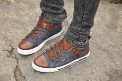 Ảnh số 75: Giày vải denim nam GN075 - Giá: 420.000