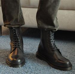 Ảnh số 80: Boot da nam thời trang  Hàn Quốc GN080 - Giá: 800.000