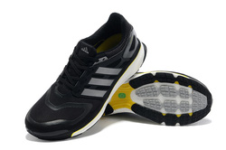 Ảnh số 80: Giày thể thao nam Adidas Energy Boost đen sọc trắng B103 - Giá: 1.480.000