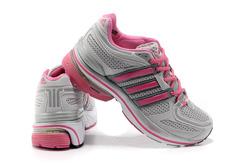 Ảnh số 92: Giày thể thao Adidas Astar Salvation 3m xám - hồng cho nữ G121 - khỏe khoắn - Giá: 1.572.000
