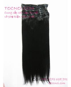 Ảnh số 5: tóc dệt kẹp - Giá: 699.000