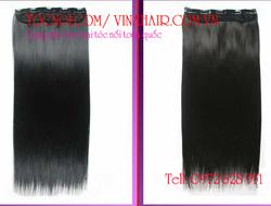 Ảnh số 7: tóc dệt kẹp - Giá: 699.000