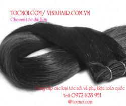Ảnh số 9: tóc dệt kẹp - Giá: 699.000