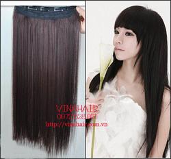 Ảnh số 11: tóc dệt kẹp - Giá: 699.000