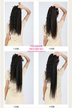 Ảnh số 18: tóc vê keo - Giá: 699.000
