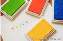 Ảnh số 30: Mực in dấu vân tay Craft Ink Pad Yoofun K0682 - Giá: 20.000