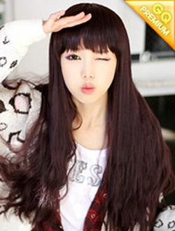 Ảnh số 88: Tóc bộ có da đầu Hàn quốc - Giá: 800.000