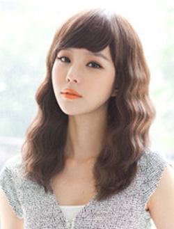 Ảnh số 81: Tóc bộ có da đầu Hàn quốc - Giá: 750.000