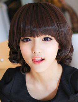 Ảnh số 61: Tóc bộ có da đầu Hàn quốc - Giá: 700.000