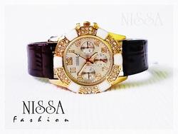 Ảnh số 12: Đồng hồ đeo tay nữ KMS - NU327 - Giá: 150.000