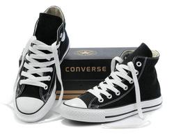 Ảnh số 2: Converse Đen Classic Cao cổ size từ 36 đến 43 - Giá: 200.000