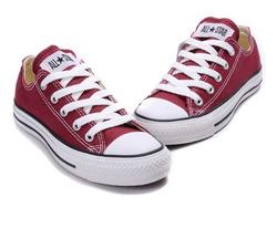 Ảnh số 11: Converse Classic Đỏ Thấp cổ size từ 36 đến 43 - Giá: 190.000