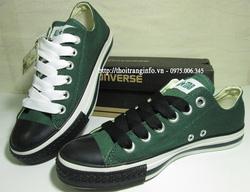 Ảnh số 17: Dark Green ( Xanh Green mõm đen) size từ 39 đến 42 - Giá: 450.000