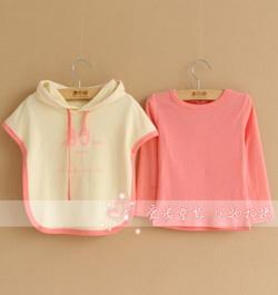 Ảnh số 20: 15. Áo bé gái 1-5 tuổi (cotton), 2 màu. Giá : 245k - Giá: 245.000