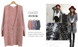 Ảnh số 21: áo cartigan Hàn quốc - Giá: 30.000