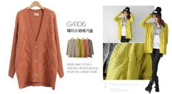 Ảnh số 28: áo cartigan Hàn quốc - Giá: 30.000
