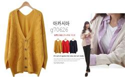 Ảnh số 27: áo len Hàn quốc - Giá: 30.000