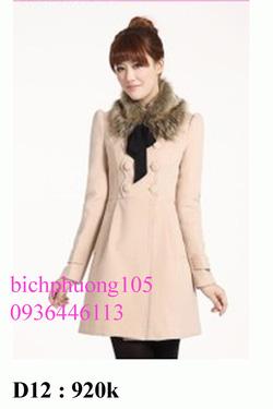 Ảnh số 12: Áo khoác  bichphuong105 - Giá: 920.000