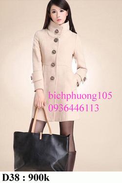 Ảnh số 38: Áo khoác  bichphuong105 - Giá: 900.000