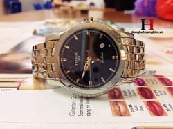 Ảnh số 35: Đồng hồ Tissot mặt đen - Giá: 1.280.000