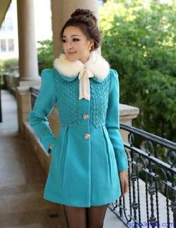 Ảnh số 6: Áo khoác nữ dáng dài Hàn Quốc 2014: AC3004 - Giá: 1.500.000