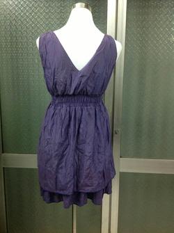Ảnh số 25: Đầm xòe tím - Giá: 60.000