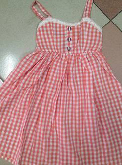Ảnh số 4: Đầm vải 2 d&acircy Zara,H&agraveng c&ocircng ty cao cấp. - Giá: 55.000