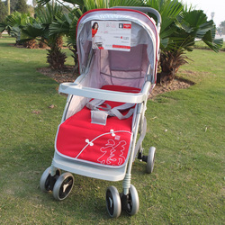 Ảnh số 8: Xe đẩy trẻ em Seebaby T08-1 - Giá: 1.350