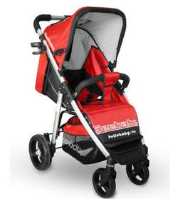 Ảnh số 9: Xe đẩy trẻ em Seebaby T10 - Giá: 1.990.000