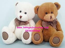 Ảnh số 16: Teddy nơ chấm bi - Giá: 135.000