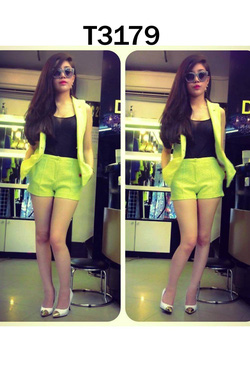 Ảnh số 34: Đầm hot girl 988P - Giá: 210.000