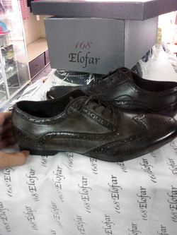 Ảnh số 48: Giày VNXK 168 Elofar full tab+ hộp. - Giá: 550.000
