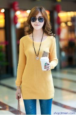 Ảnh số 36: Áo len nữ Hàn Quốc AL3225 - Giá: 600.000