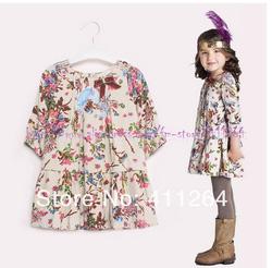 Ảnh số 13: Váy hoa nơ cổ dài tay Mc -VA15 - Giá: 405.000