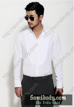 Ảnh số 2: áo so mi nam - Giá: 220.000