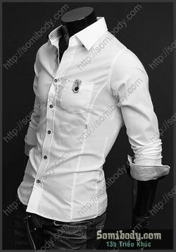 Ảnh số 4: áo so mi nam - Giá: 220.000