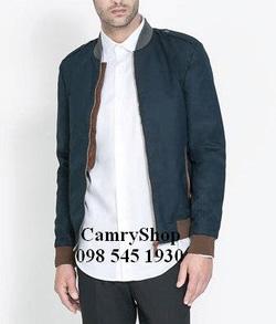 Ảnh số 36: Áo khoác Zara nam - Giá: 600.000