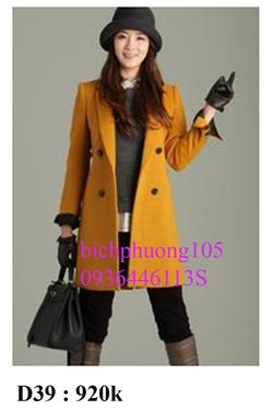 Ảnh số 39: Áo khoác  bichphuong105 - Giá: 920.000