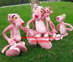 Ảnh số 33: Báo hồng Pink Panther - Giá: 120.000