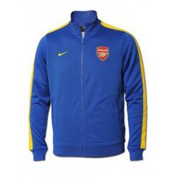 Ảnh số 1: Áo khoác nam thể thao Arsenal xanh - Giá: 195.000
