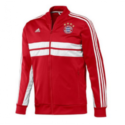 Ảnh số 7: Áo khoác nam thể thao Bayern Munich đỏ - Giá: 190.000