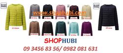 Áo Lông Vũ siêu nhẹ UNIQLO Nhật, hàng thật 100,hóa đơn Nhật đối chiếu,giá tốt nhất thị trường
