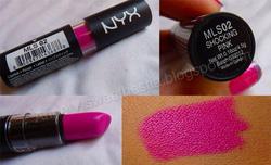 Ảnh số 29: NYX Matte Lipstick - Giá: 130.000