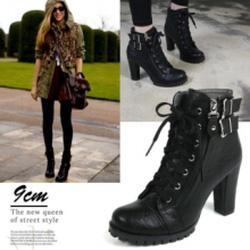 Ảnh số 8: Boot Nữ Hàn Quốc - Giá: 10.000