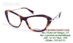 Ảnh số 31: Miu Miu Eyeglasses VMU 04L - Giá: 650.000