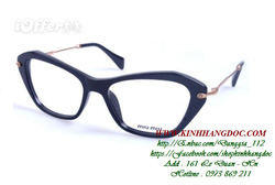 Ảnh số 27: Miu Miu Eyeglasses VMU 04L - Giá: 650.000